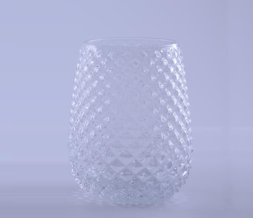 Short Wine Glass Cup