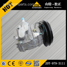حفارة كوماتسو PC44 / 55mr-3 AC COMPRESSOR 22L-979-2200
