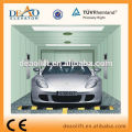 Single Entrance Car Elevator with Traction Machine