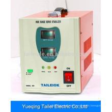 servo motor type AC automatic voltage stabilizer regulator