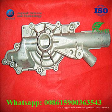 Cubierta de cáscara del motor del motor de la aleación de aluminio del bastidor de arena de encargo