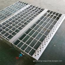 Galvanized Steel Stair Treads steel grating stair tread