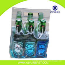 2015 hot sale pvc ice bag for wine
