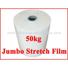 Plastic Jumbo stretch film