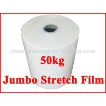 Plastic Jumbo stretch film