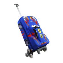 3D автомобиль Дизайн Ева тележки рюкзак