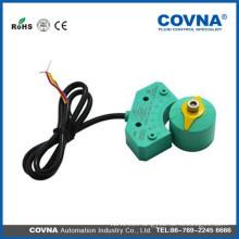 horseshoe type magnetic induction limit switch box