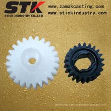 Высокоточная пластиковая шестерня / пластиковый зубчатый венец (STK-PL-1035)