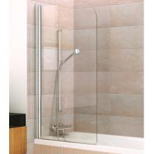 Изогнутый экран для ванны с душевой кабиной для ванной комнаты