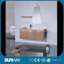 Modern Design Solid Wood Bathroom Cabinet Vanity
