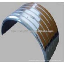 Нержавеющая сталь крыло / Fender для тяжелых грузовиков 112008