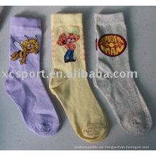 Calcetines de punto de algodón para niños