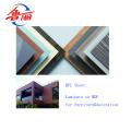 Placa / folhas laminadas HPL de MDF à venda