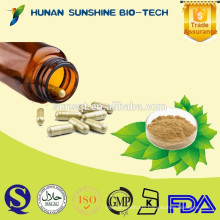 Natural Bulk Green coffee extract, Pure Green coffee bean extract powder,Green coffee bean extract capsules