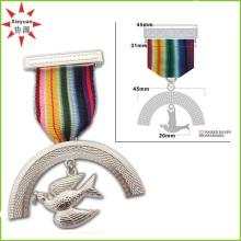 Военная медаль офицера высокого качества