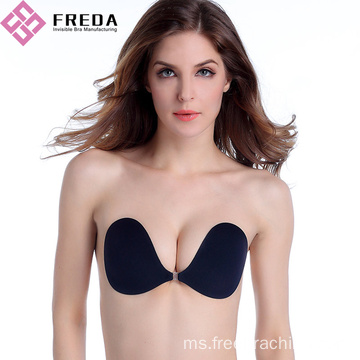 Sexy Push up Front Closure Backless Strapless Bras