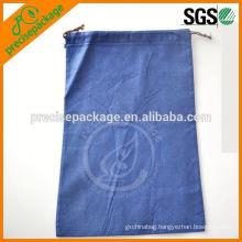 polypropylene Non Woven Garbage bag Drawstring Bag for seed