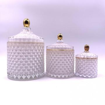 geo cut jar set de tres