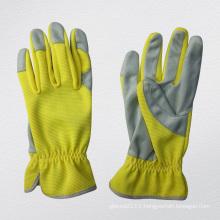 Micro Fiber Palm Unlined Mechanic Glove-7224