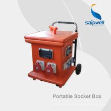 Boîtier de prise de connexion portable étanche à l'eau (SP-S1-1094)