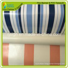 Coated Stripe PVC Tarpaulin