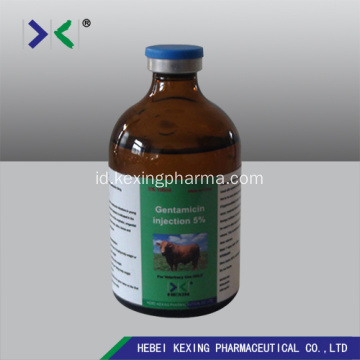 Gentamicin Injection 5% Sapi