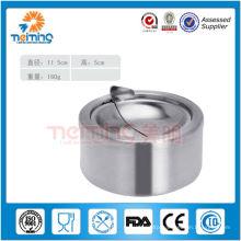 Wholesale ashtray with lid/public ashtray metal