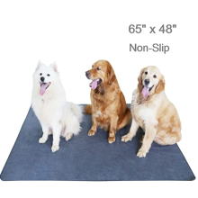 Rüsten Sie rutschfeste Hundepads auf