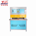 automatic soft pvc doll heat cooling pressing machine
