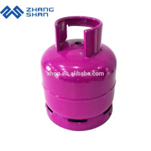 Excellent Material Strong Quality Steel 3kg Gas Cylinders for Sale