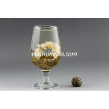 Natural Jasmine Flavor Flower Blooming Tea