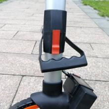 Portable Meters Tools Folding Handle Distance Walking Measuring Wheel
