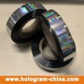 Hoja de estampado en caliente de holograma personalizado de seguridad (NS-HSF-001)