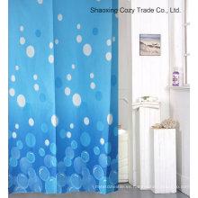 Home Diseño Cortina de ducha de poliéster