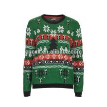 17STC8101 Unisex China Christmas Sweater