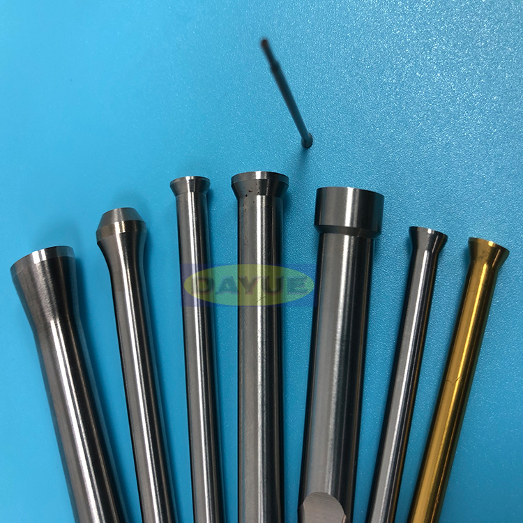 Punch And Die Mold Components Suppliers