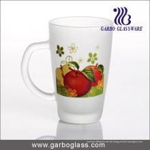 Abziehbild Glasbecher / Tasse, bedruckter Glasbecher / Tasse, Impressum Glasbecher (GB094212-SG-102)