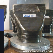 """Vatac Flanged/Flg RF/FF 2""""~40"""" Duckbill Check Valve Supplier"""