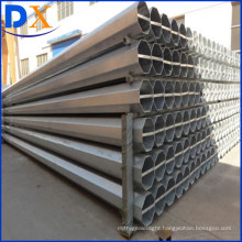 20FT/25FT/30FT/35FT/40FT Hot DIP Galvanized and Power Coating Steel Street Poles Used