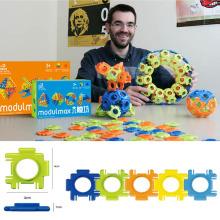 Modulmax АБС блоки DIY игрушки 60ШТ 3D строительные блоки игрушки (10274043)