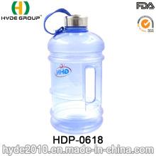 2016 Hot Sale 2.2L/1.89L Customized Plastic Water Bottle, Large Plastic Sport Water Bottle (HDP-0618)