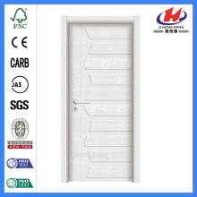JHK-MD05 prix concurrentiel des portes de mélamine de placage de panneau de mur