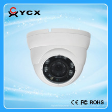 Onvif Free P2P Mobile Viewing Vandalproof Dome intérieur HD 4MP IP Camera Array IR LED POE Alarme audio CCTV WDR IP Camera
