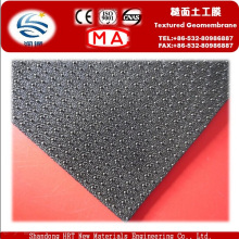 Two Sides Texture HDPE Geomembranes for Waste