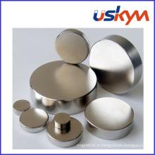 Aimant en néodyme Magnet Magnet D10X5