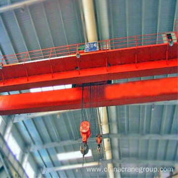 electromagnetic bridge crane with 16ton