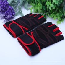 ZM Sicherheitshandschuh Cross Training Fit Athelete Heißer Verkauf Gym Halbe Finger Fitness Handschuhe