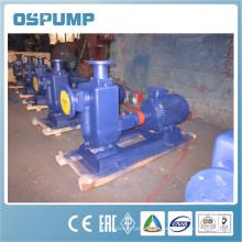 Manufactura de China de la serie ZW Bomba centrífuga de agua sucia eléctrica