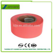 100% poliester alta visibilidad color cinta reflectante de visión nocturna