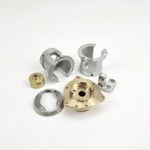 Custom Precision Stainless Steel Titanium Cnc Machining Milling Turning Parts Fabrication Service